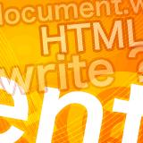 document.writeはHTML5で使えるのかどうか